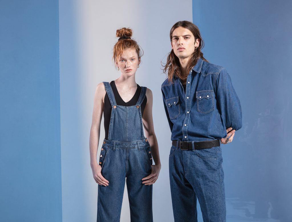 abbigliamento Two Women Two Men PE 2020 uomo e donna