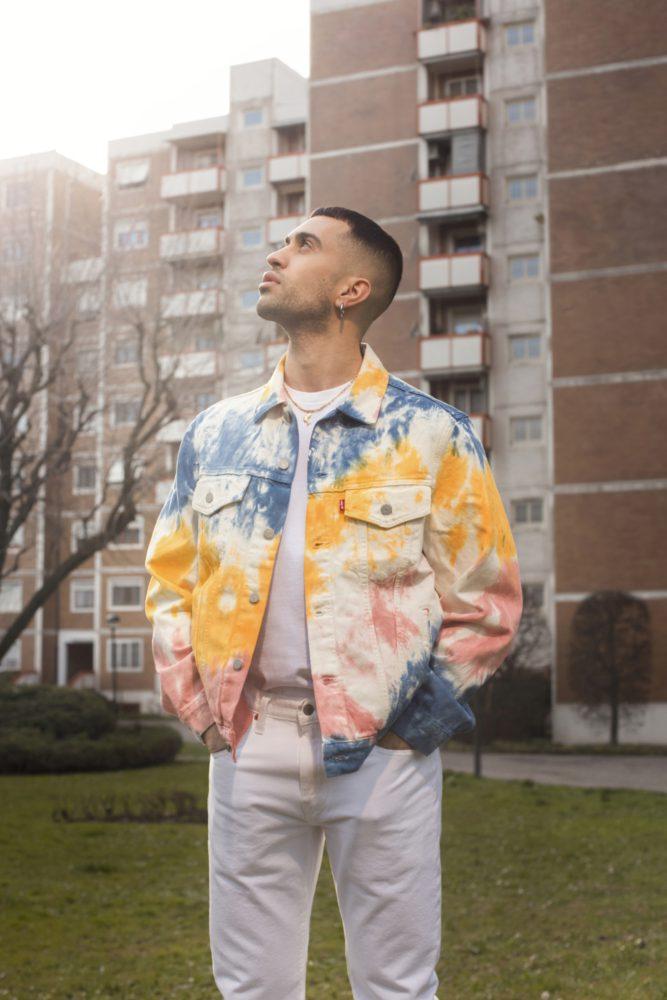 in Italia il Levi's® Music Project in collaborazione con Mahmood.