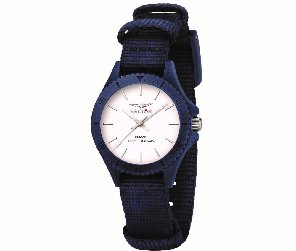 Nuovo orologio Sector collezione Save the Ocean donna Estate 2020
