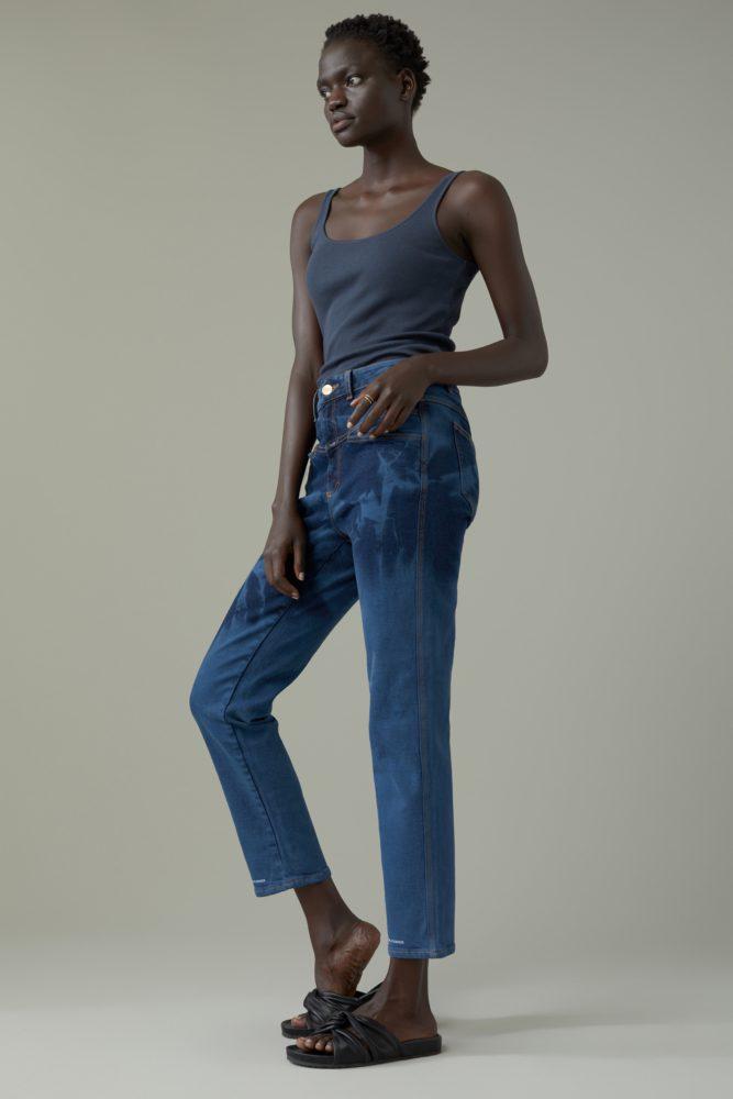 Nuova collezioni jeans donna Candiani Denim - Closed Indigo Icon (