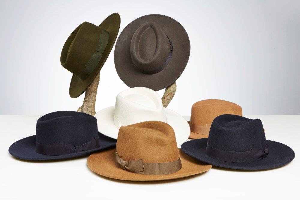 Cappelli Montegallo Texan Feltautunno inverno 2021