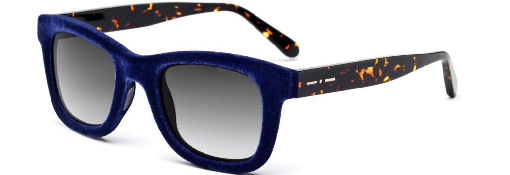 Italia Independent occhiale in velluto modello 0090V
