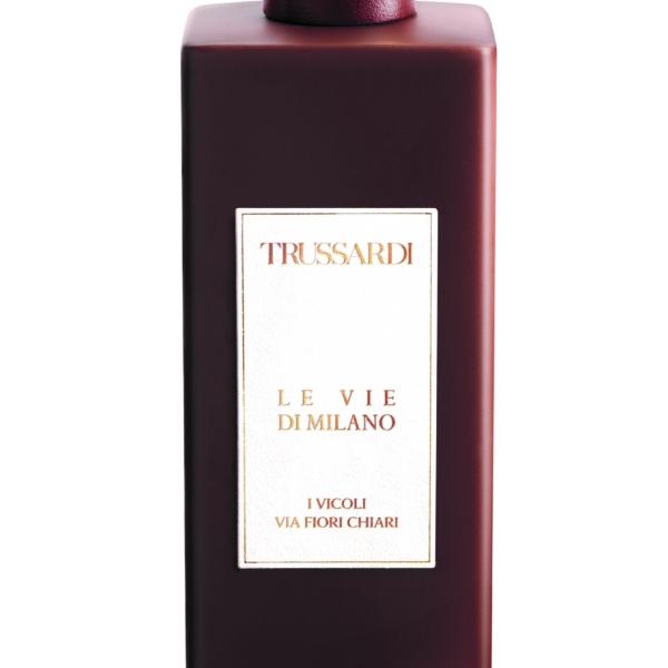 Nuovo profumo donna Trussardi ParfumsI Vicoli Via Fiori Chiari