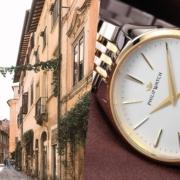 Philip Watch nuovi orologi donna collezione Roma