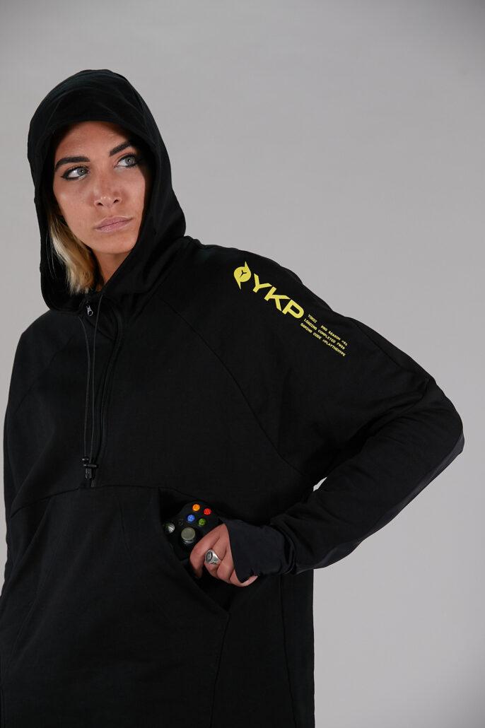 YOKOIPRO abbigliamento specializzato per gamers in collaborazione con GameStopZing