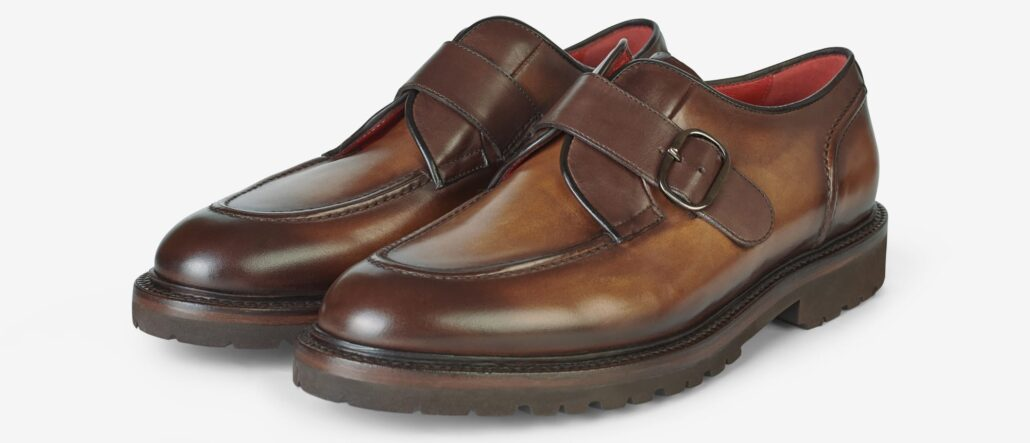 Barrett scarpe uomo modello monofibbia autunno-iinverno 2020-2021