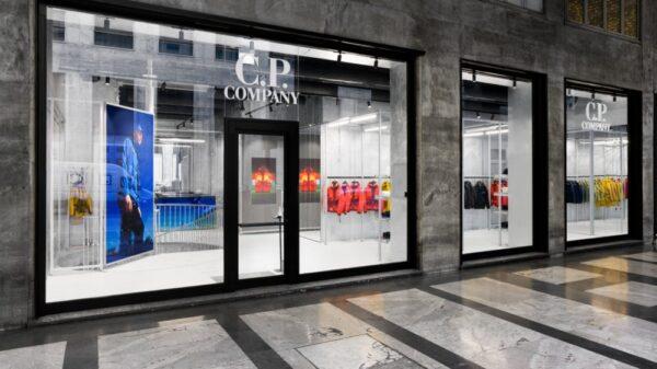 Apertura_nuovo_negozio_CP_Company_ Milano_corso_matteotti