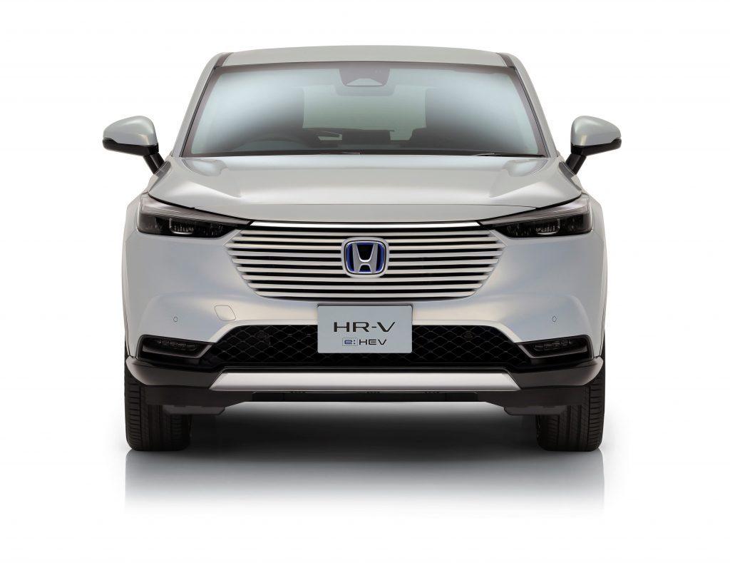 Nuovo Suv Honda HR-V ibrido, la prima volta della tecnologia full hybrid HEV