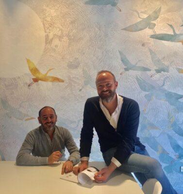 Giorgio Buratti e Andrea Bernagozzi di Officinarkitettura