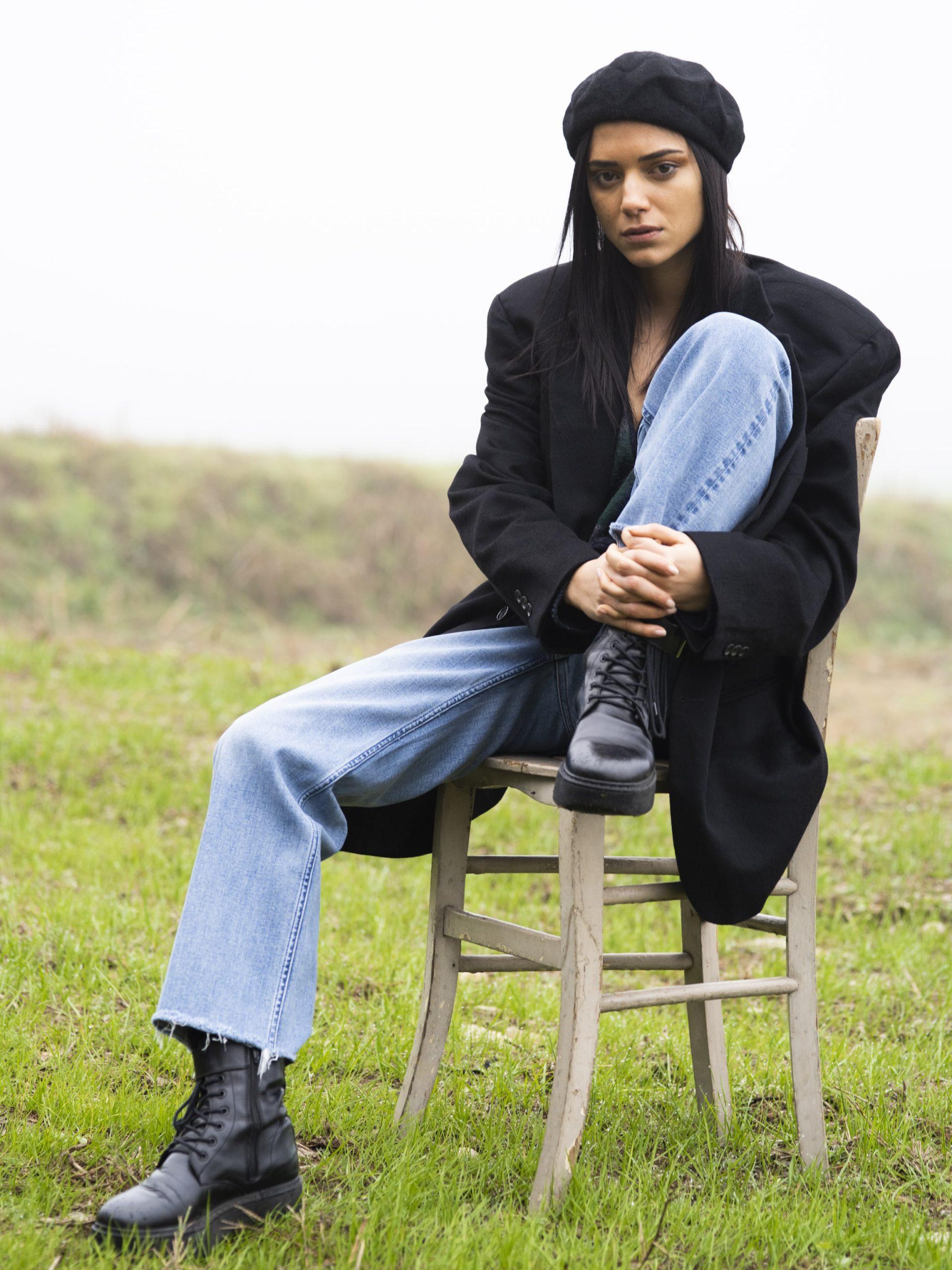 Nuovo Jeans Donna PE 2021 BOYISH X CANDIANI DENIM S