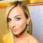 Beatrice Venezi a Sanremo 2021 makeup Shiseido-
