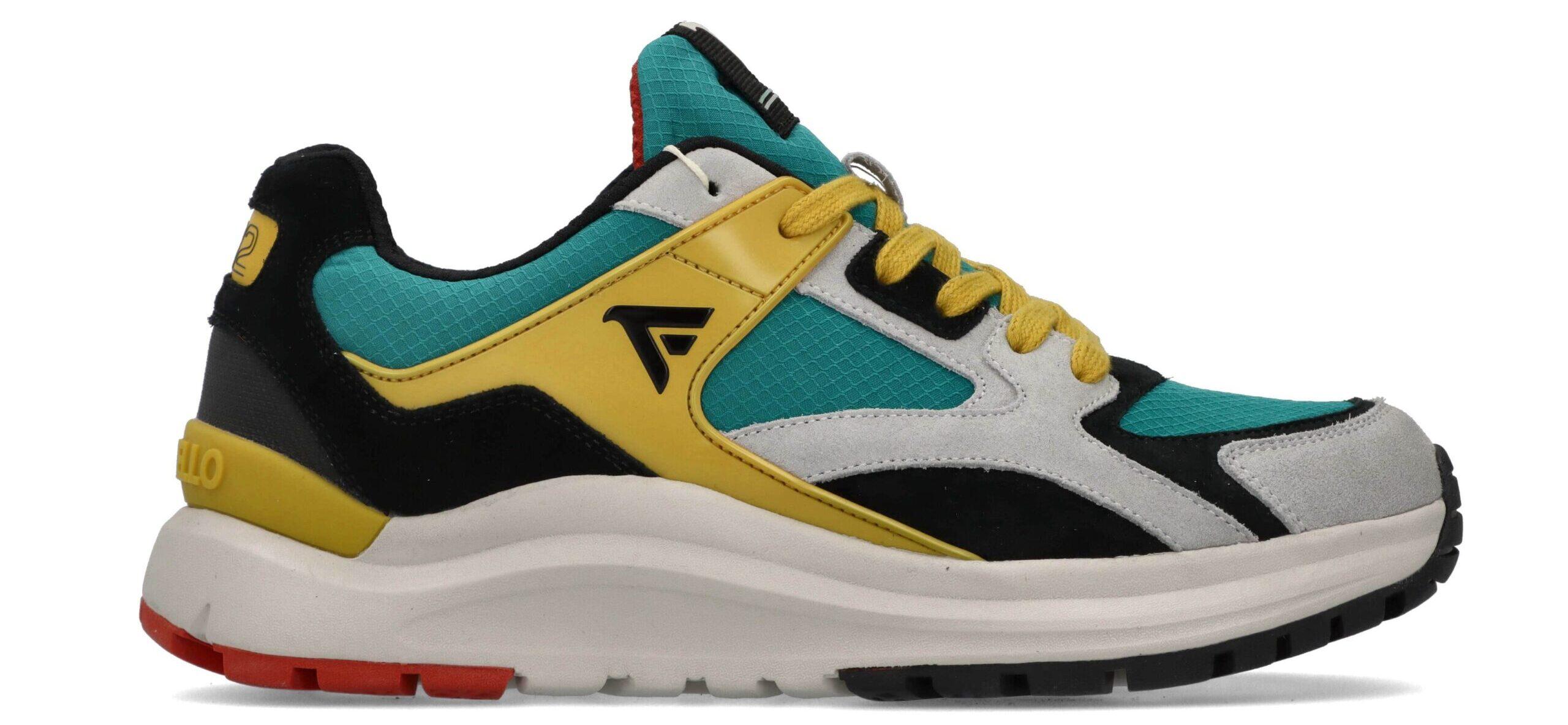 Fred Mello collezione sneaker Autunno-Inverno 2021 2022. Il nuovo modello Licoln