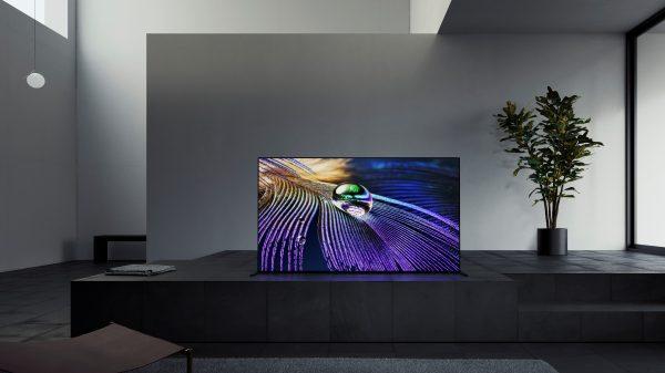 Nuova_tv_Sony_65 MASTER Series A90J OLED TV A90J
