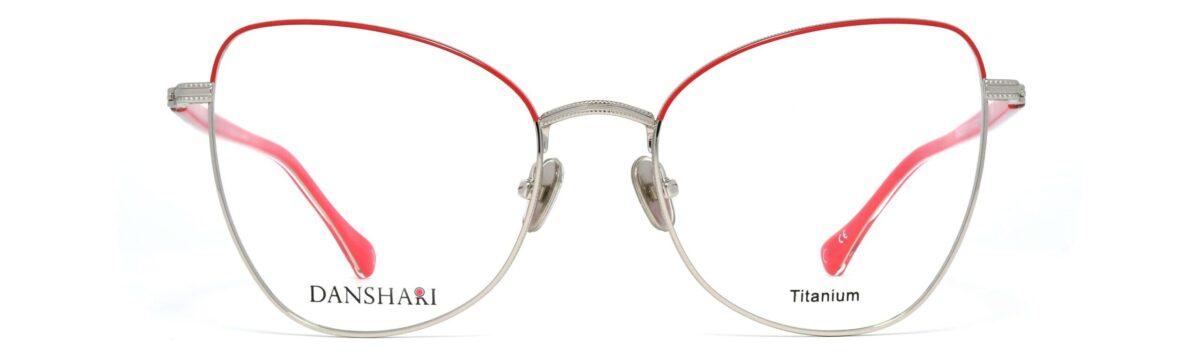 """Gli occhiali donna Amy della nuova Capsule """"Coup de foudre rouge"""" di Danshari"""