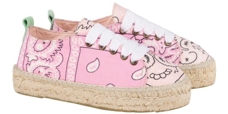 Manebi __Sneakers_D_Bandana_Rose_Blush