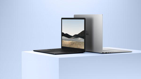 Nuovo laptop Microsoft Surface Laptop 4
