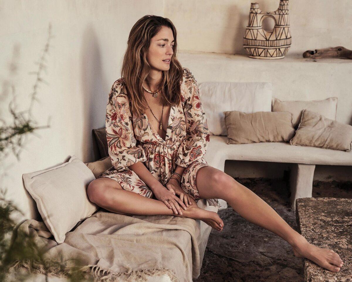 Sofia Sanchez de Betak firma la nuova collezione di Mango