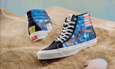 Sneaker Nickelodeon e SpongeBob X Vans