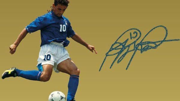Collezione Diadora Divin Codino Roberto Baggio