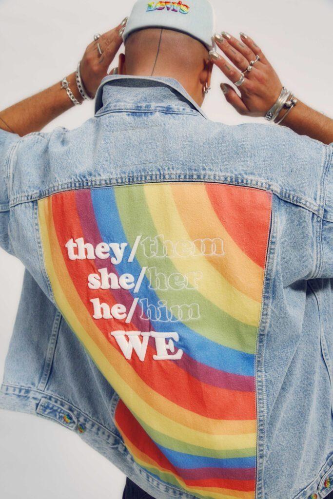 Levi's collezione Pride 2021