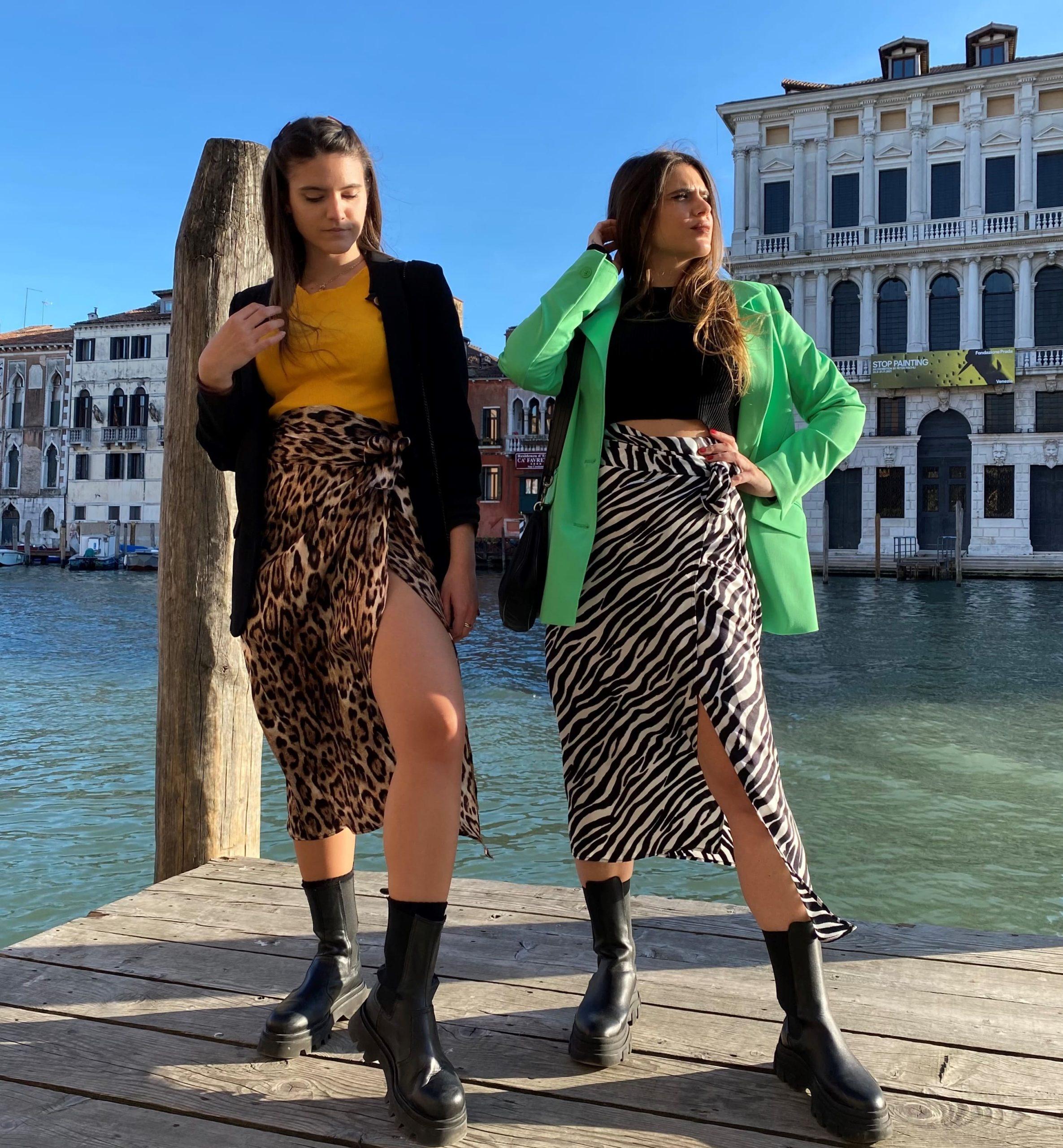 Non è solo gonna la nuova creazione in seta di Sleep No More - Made in Italy per la PE 2021
