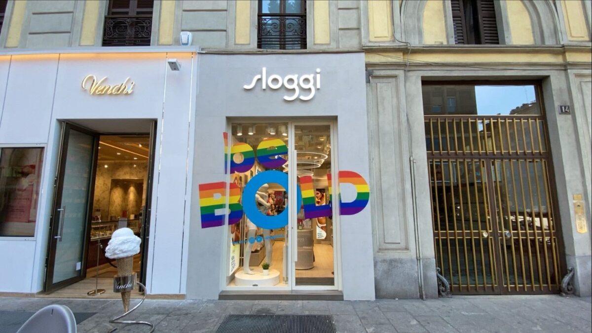 Sloggi_apre _negozio_monomarca_Milano_