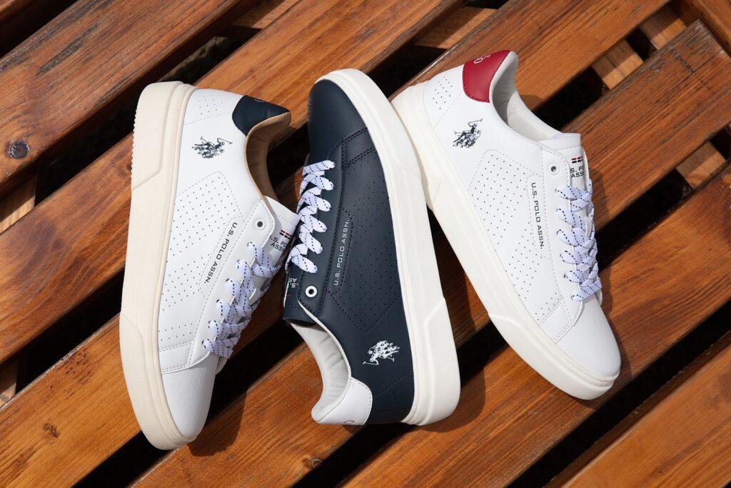 Sneaker U.S. POLO ASS PE 2022-