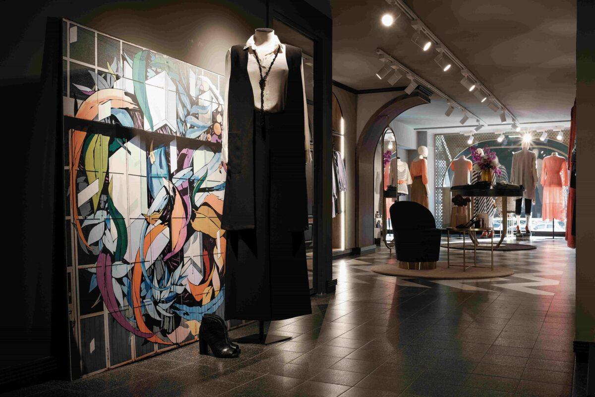 Uoman Palermo nuovo negozio monomarca