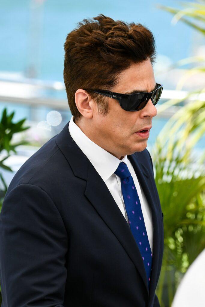 Benicio Del Toro indossa Persol – 0PO0009