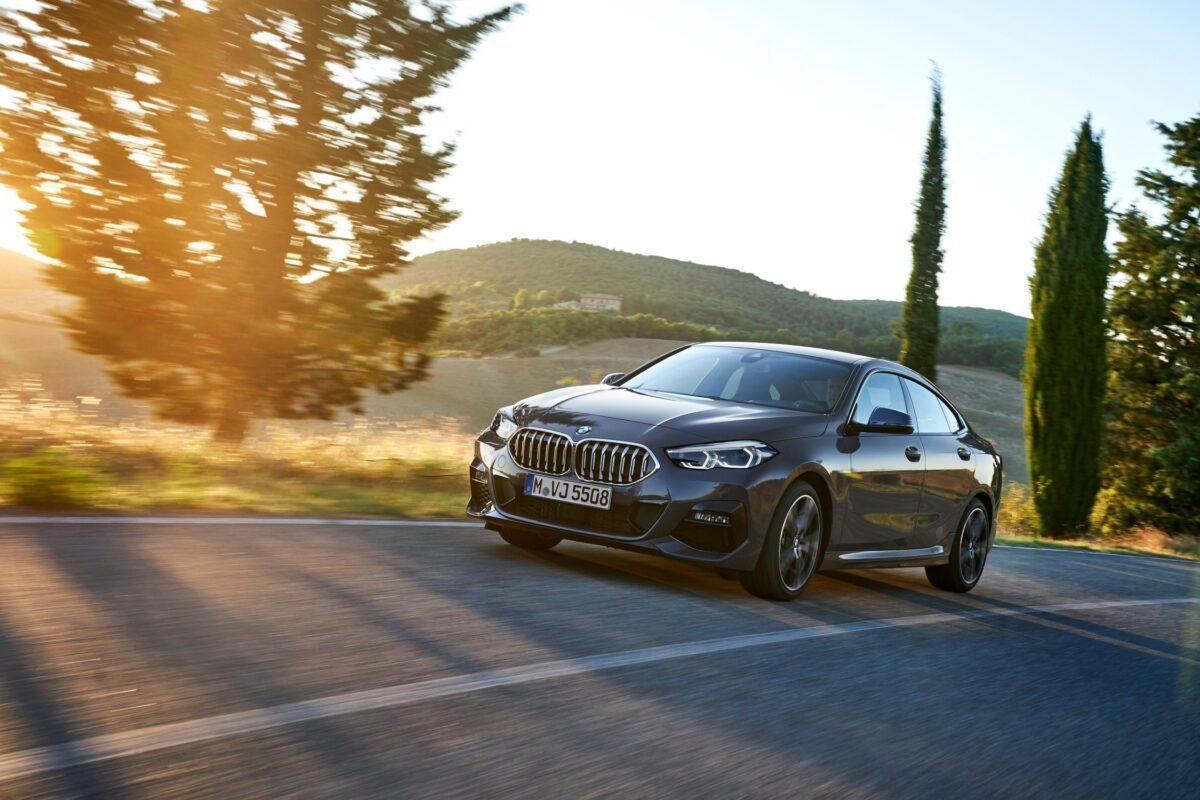 La nuova BMW serie 2 Gran Coupé