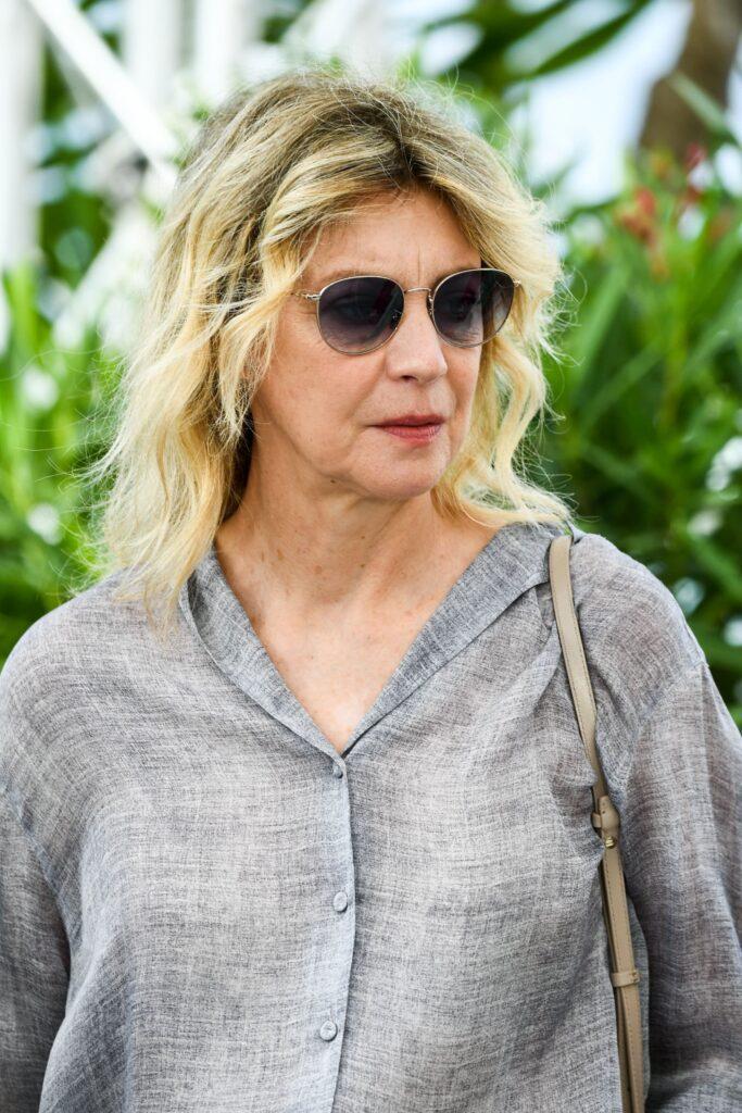 Margherita Buy indossa occhiali Giorgio Armani 0AR 6114