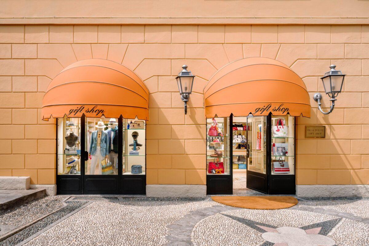 Villa d'Este Shop Negozio-