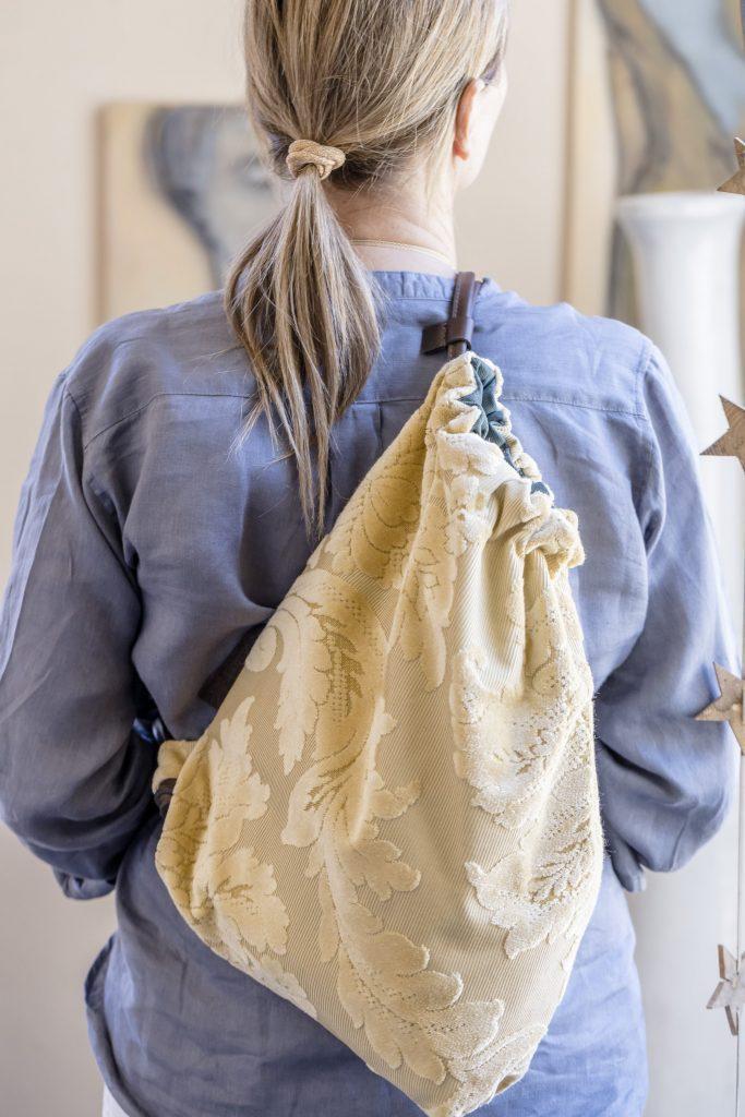 borse da materiali riciclati LaLUSac