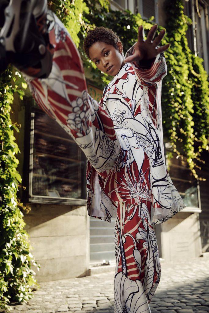 Milano Fashion Week PE 2022 Colombo Industrie Tessili e Tiziano Guardini