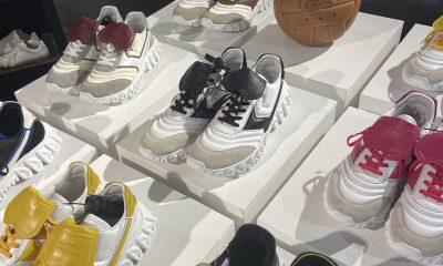 Pantofola d'Oro Pop Up Rinascente