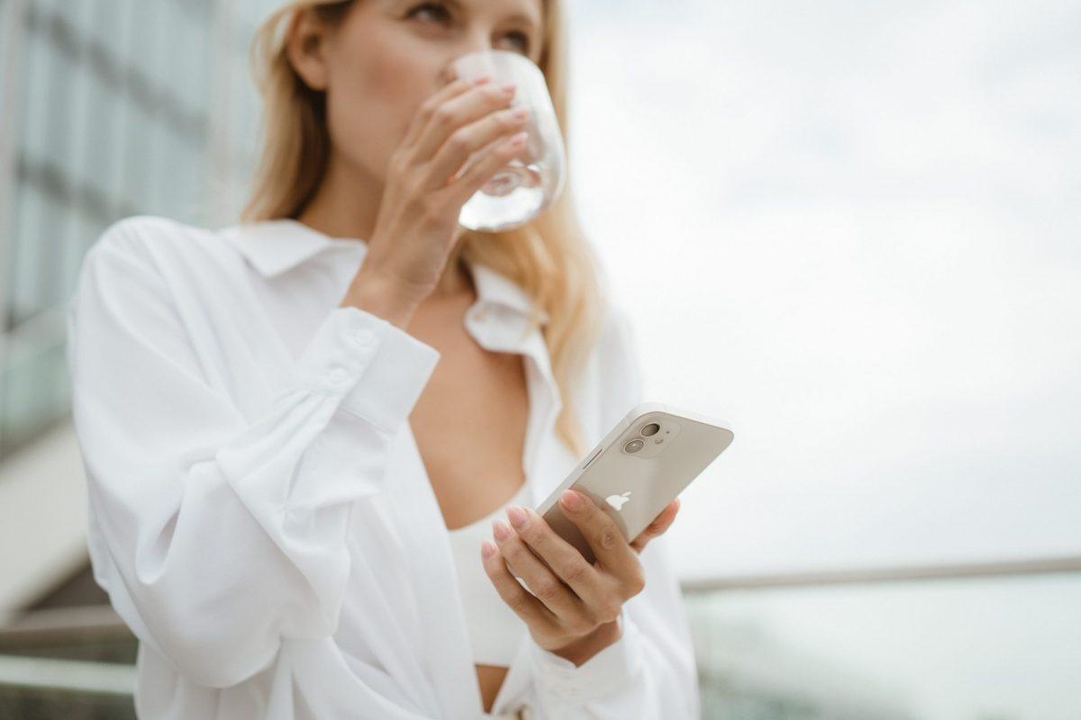 Waterdrop Microdrink app per bere meglio