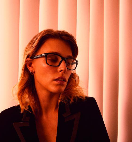Gaïa Weiss per Framed by Persol nuovi occhiali