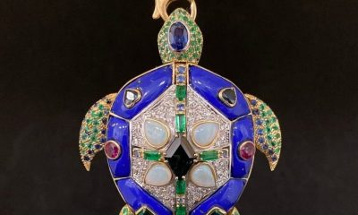 Roma Jewelry Week 2021 Marco Mormile, ciondolo-