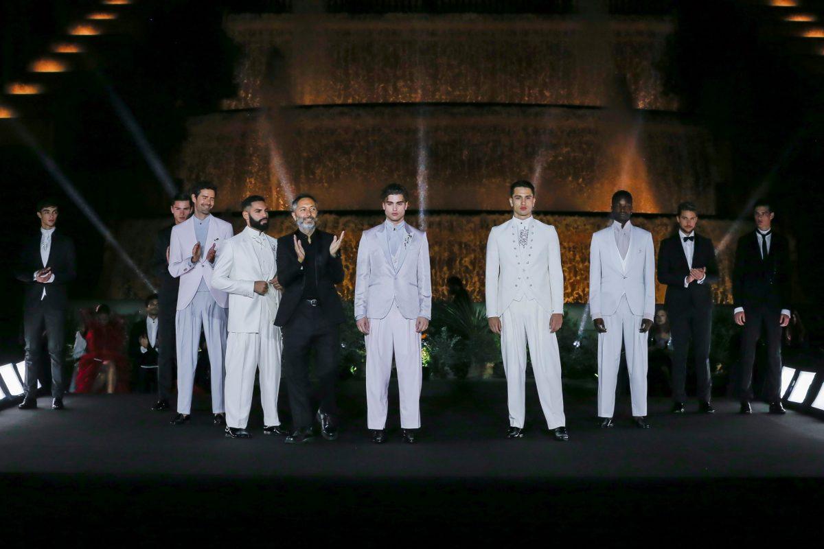 abiti da sposo Carlo Pignatelli for Pronovias Bridal