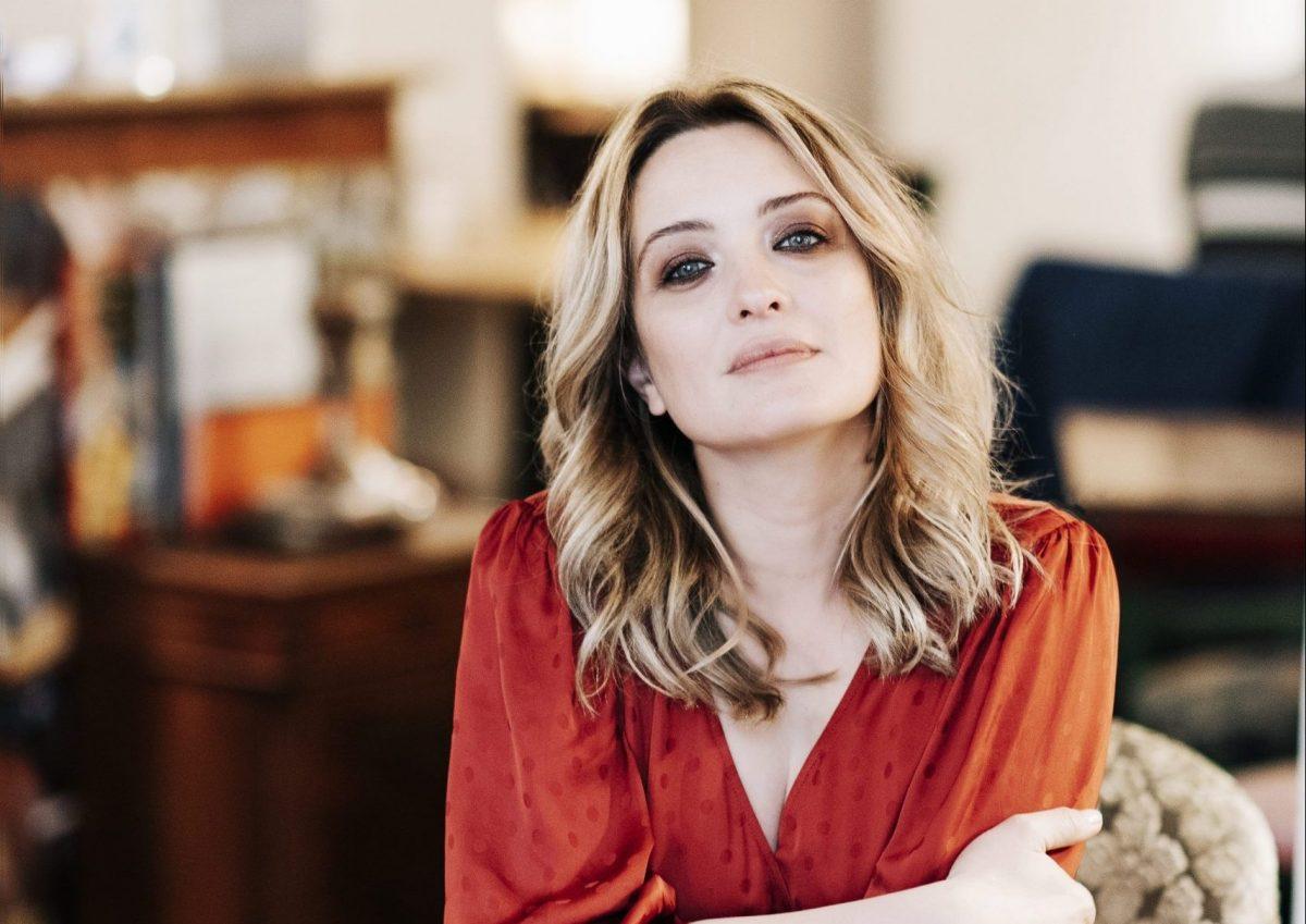Carolina Crescentini per Korff campagna social _Photo Alessandro Pensini