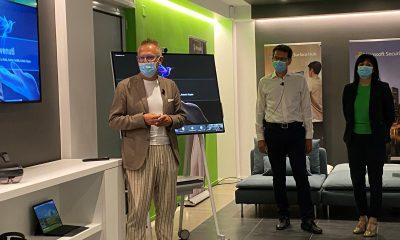 Microsoft ItaliaedHevolus Innovationdanno vita alSouth Innovation Center a Molfetta (Bari)