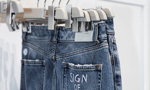 Nuovo Jeans Tramarossa Carola personalizzato da Amanda Toy