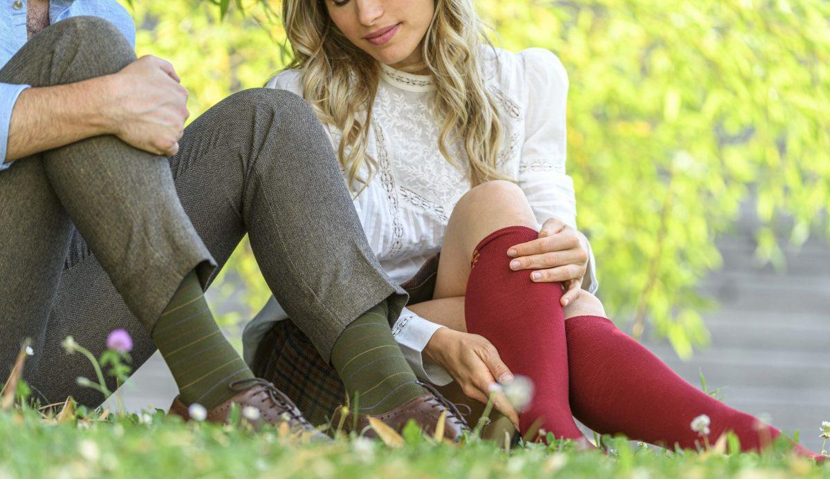 SOLIDEA LANCIA Socks For You Merino Bamboo-