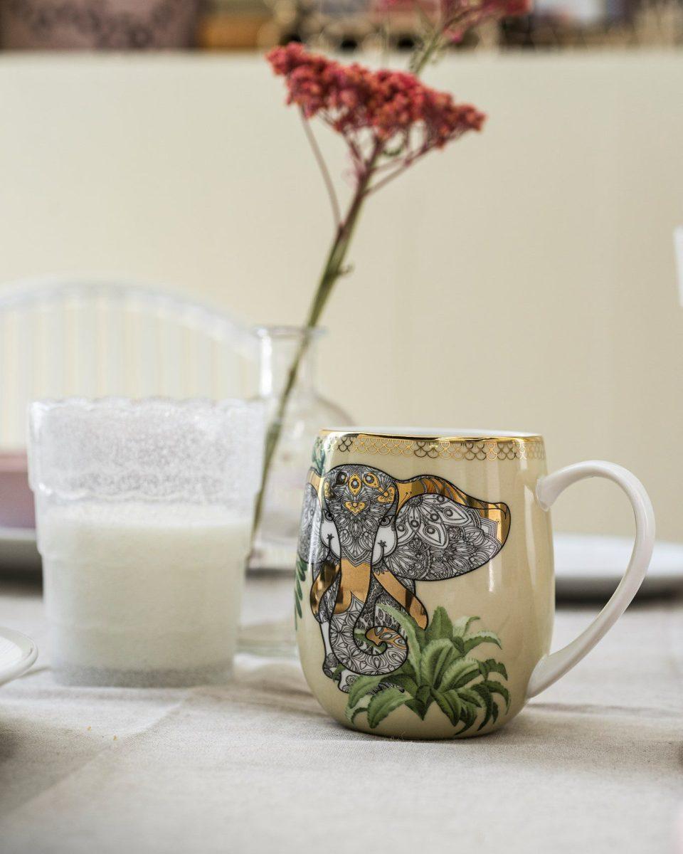Tazza Mug Henriette ceramica autunno 2021