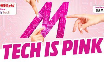 Tech is Pink samsung MediaWorld formazione digitale femminile