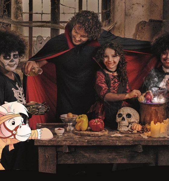 Toys Center ricettario per bambini halloween