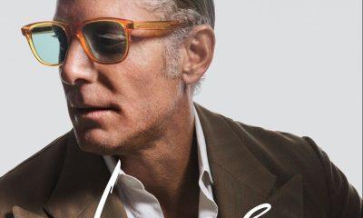 Lapo Elkann nuovi occhiali Italia Independent AI 2021