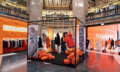 parajumpers galleries La fayette Paris collezione AI 2021-2022
